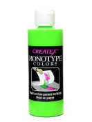 Createx Monotype Colours leaf green 120ml [PACK OF 3 ]