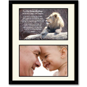 """Grandfather Gift - Sweet Poem for """"Our First Father's Day Together"""" Add Photo"""
