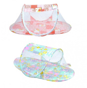 HP95(TM)Infants Baby Mosquito Net Crib,Baby Tent,Beach Play Tent,Bed Playpen