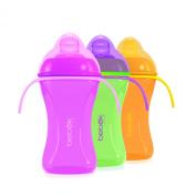 Bebek Soft and Flexible Spout w/Handles Cup Combo (set of 3)