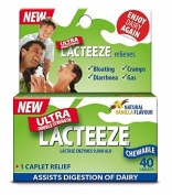 Lacteeze Ultra caplets -Double Strength