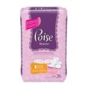 Poise Liners - 26 Each / Pack