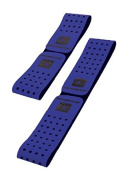 Scosche Rhythm+ Replacement Strap - Blue Velcro Strap For Scosche Rhythm+ Optical Heart Rate Monitor Armband