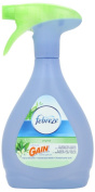 Febreze Fabric Refresher - Original Gain Scent - Eliminated Odours & Freshens Fabric - Net Wt. 16.9 FL OZ (500 mL) Each - Pack of 2