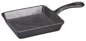 WalterDrake Mini Square Cast Iron Skillet Pan