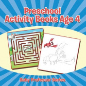 Preschool Activity Books Age 4
