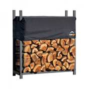 ShelterLogic Ultimate Firewood Rack with Cover