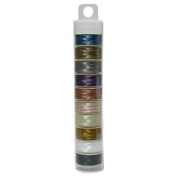 Nymo Beading Thread Bobbin Size D MIX 1 Pack42594