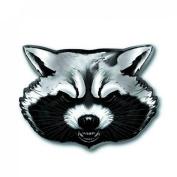 Guardians of the Galaxy Rocket Raccoon Pewter Lapel Pin
