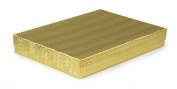 Gold Foil Cotton Filled Jewellery Box #75