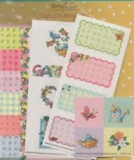 Mary & Co. Card Making Kit 4 Pack with Cards, Envelopes, Stickers, Address Labels & Envelope Seals by Mary & Co.