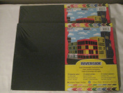 Riverside Construction Paper, 34kg., 12 X 18, 50 Sheets/Pack [Set of 2]