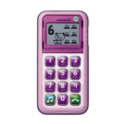 LeapFrog Chat & Count Cell Phone - Violet