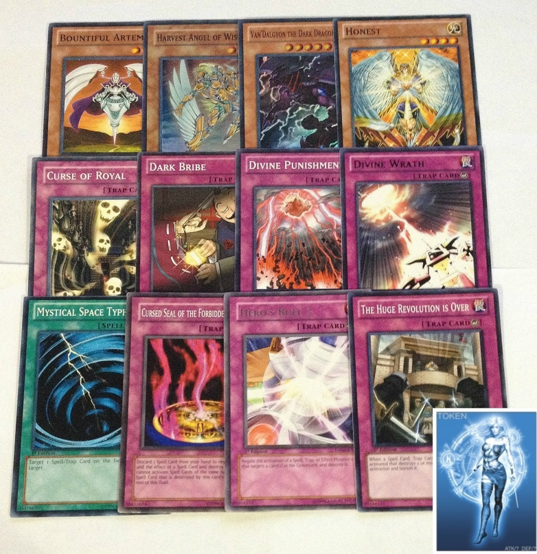 YUGIOH Tournament Ready Counter Fairy Deck with Complete