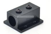 BL Heat Sink Holder/Mount for 12mm laser modules Black