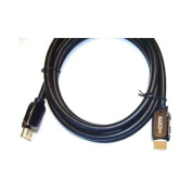 """PTC HH4-10M Premium Series High Speed HDMI with Ethernet (Metallic mould) â€"""" 10 ft"""