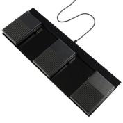 USB Foot Switch 2 Triple - Fußschalter - 3 Taste