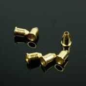 General Guitar string Thru body Ferrules Bushing Set ,6pcs ,gold plated