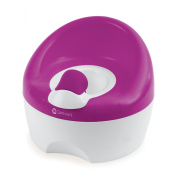 Contours Bravo 3-in-1 Potty, Berry