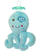 Mary Meyer BABY BUCCANEER OCTOPUS WUBBANUB w Attached Soothie Pacifier