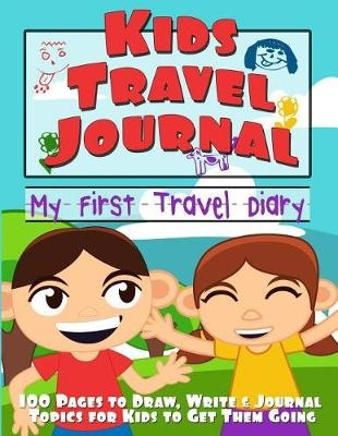Kids Travel Journal Books Buy Online From Fishpond