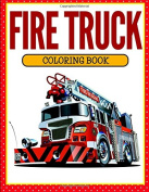 Fire Truck Colouring Book