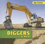 Diggers at Work (Big Trucks)