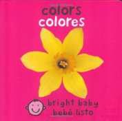 Bilingual Bright Baby Colours