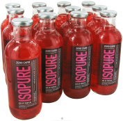 Nature's Best - Isopure Zero Carb RTD Alpine Punch - 12 Bottle