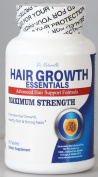Hair Growth Essentials Pills Supplement - 29 Hair Regrowth Nutrients - Hair Loss Vitamins for Women & Men