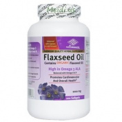 Flaxseed Oil 1000 mg 200 Counts