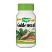 Natures Way Goldenseal Root Capsule, 570 Mg - 50 per pack -- 3 packs per case.