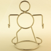Creative Wire Razor Stand - Someone Will Hold It for You Till Your Next Shave