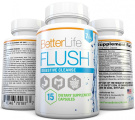 FLUSH By Pursue Nutrition, Detox & Cleanse