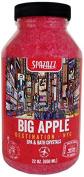 Spazazz SPZ-302 NYC Big Apple Destination Crystals Container, 650ml