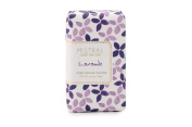 Mistral Papiers Fantaisie Collection Lavender French Luxury Bar Soap 90ml