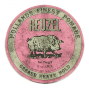 Reuzel Pink Grease Heavy Hold Pomade Hog 350ml