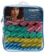Conair 61118z Conair Foam Rollers, 48 Pack