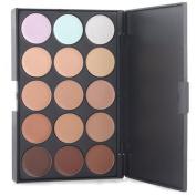 LeexGroup® Professional Professional 15 Colour Contour Face Powder Makeup Concealer Palette