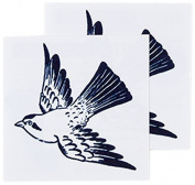 Tattly Temporary Tattoos, Cartolina Bird, 5ml