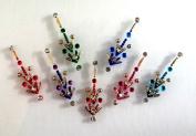 Stick On Ornament Bridal Bindi Forehead Stickers Body Art Tattoo Jewellery Bellydance - #11