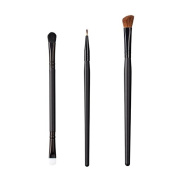 ON & OFF East Meets West Collection Duo Fluff/Conceal, Firm Liner and Large Angle Shader Brush Set