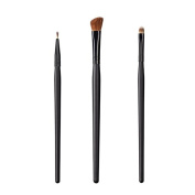 ON & OFF East Meets West Collection Firm Liner, Large Angle Shader and Medium Detailer Brush Set