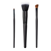 ON & OFF East Meets West Collection Small Detailer, Stipple and Large Angle Shader Brush Set
