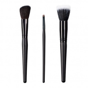 ON & OFF East Meets West Collection Slanted Cheek, Small Detailer and Stipple Brush Set