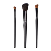 ON & OFF East Meets West Collection Shadow Fluff, Slanted Cheek and Large Angle Shader Brush Set