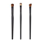 ON & OFF East Meets West Collection Large Oval Shader, Large Concealer and Large Angle Shader Brush Set
