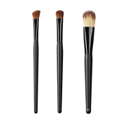 ON & OFF East Meets West Collection Large Angle Shader, Large Oval Shader and Colour Lay Down Brush Set