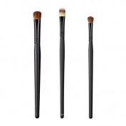 ON & OFF East Meets West Collection Large Oval Shader, Large Concealer and Shadow Fluff Brush Set