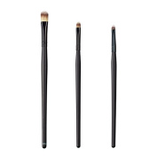 ON & OFF East Meets West Collection Large Concealer, Medium Detailer and Small Detailer Brush Set